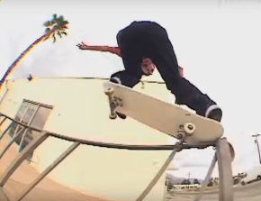 "Evan Smith's ""No Hotels"" Part"